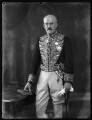 Sir Charles Alexander Innes, by Bassano Ltd - NPG x123968