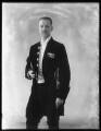 Sir Geoffrey Cust Faber, by Bassano Ltd - NPG x123978