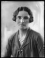 Hilda Vivian (née Lake), Lady Ingram, by Bassano Ltd - NPG x123983