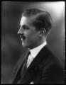 James Edward Hamilton, 4th Duke of Abercorn, by Bassano Ltd - NPG x124010