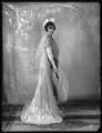 Anna Adelaide Caroline Shore (née Marsh), Lady Teignmouth, by Bassano Ltd - NPG x124026