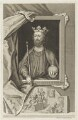 King Edward II, by George Vertue - NPG D18690