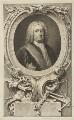 Robert Walpole, 1st Earl of Orford, by Jacobus Houbraken, published by  John & Paul Knapton, after  Arthur Pond - NPG D18696