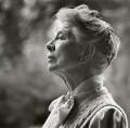 Dame Wendy Margaret Hiller, by Lucinda Douglas-Menzies - NPG x31844