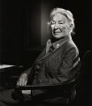 Dame Cicely Veronica Wedgwood, by Lucinda Douglas-Menzies - NPG x29873