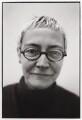 Jacqui Poncelet, by Ruth Dupré - NPG x87370