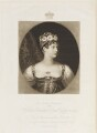 Princess Charlotte Augusta of Wales, by William Say, published by and after  George Dawe - NPG D18711