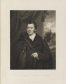 John Charles Spencer, 3rd Earl Spencer, by and published by Charles Turner, and published by  Colnaghi, Son & Co, and published by  Rudolph Ackermann, and published by  Birdsall, after  Thomas Phillips - NPG D18714