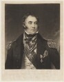 Sir Charles Napier, by John Porter, published by  Colnaghi and Puckle, after  John Simpson - NPG D18715