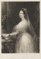 Marguerite, Countess of Blessington, by William Giller, published by  J. McCormick, after  Edmund Thomas Parris - NPG D18718