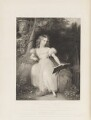 Queen Victoria, by Edward Francis Finden, published by  Hodgson, Boys & Graves, and published by  Charles Tilt, and published by  Sir Francis Graham Moon, 1st Bt, after  Richard Westall - NPG D18719