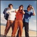 Supergrass (Mickey Quinn; Gaz Coombes; Danny Goffey), by Chris Floyd - NPG x76680