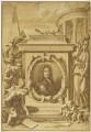 Sir Christopher Wren, by Elisha Kirkall, after  Henry Cook (Cooke), after  John Closterman - NPG D18735