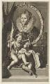 Queen Elizabeth I, by Cornelis Martinus Vermeulen, after  Adriaen van der Werff - NPG D18749