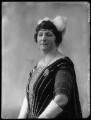 Ivy Florence Mary (née Segrave), Lady Arundell of Wardour, by Bassano Ltd - NPG x124031