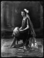 Agatha Rosalie (née Stevenson), Lady Innes, by Bassano Ltd - NPG x124071