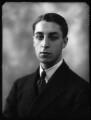 Edward David Murray, Viscount Fincastle, by Bassano Ltd - NPG x124090