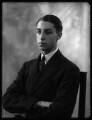 Edward David Murray, Viscount Fincastle, by Bassano Ltd - NPG x124091