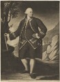 (Filippo Antonio) Pasquale Paoli, published by Carington Bowles, after  Henry Benbridge - NPG D18782