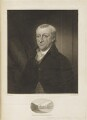 Richard Baldwyn, by Nathan Cooper Branwhite, published by  G. Eyre, after  Mather Brown - NPG D18794