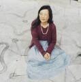 Tsou Sheung Tsun, by James F. Hunkin - NPG x126363