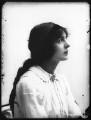 Julia James, by Bassano Ltd - NPG x102023