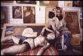 John Emanuel, by David Hills - NPG x33558