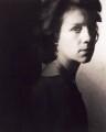 Juliet Stevenson, by James F. Hunkin - NPG x36296