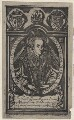 Mary, Queen of Scots, by Renold or Reginold Elstrack (Elstracke), after  Unknown artist - NPG D16217
