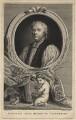 John Tillotson, by Simon François Ravenet, after  Sir Godfrey Kneller, Bt - NPG D16228