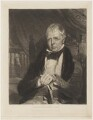 Sir Walter Scott, 1st Bt, by Robert Moore Hodgetts, published by  Hugh Paton - NPG D18854