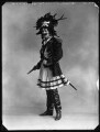 Leicester Tunks as the Pirate King in 'The Pirates of Penzance', by Bassano Ltd - NPG x80549