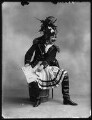 Leicester Tunks as the Pirate King in 'The Pirates of Penzance', by Bassano Ltd - NPG x80550