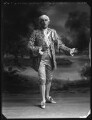 Leicester Tunks as Strephon in 'Iolanthe', by Bassano Ltd - NPG x80553