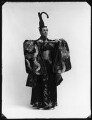 Leicester Tunks as the Mikado in 'The Mikado', by Bassano Ltd - NPG x80559