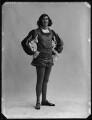 Leicester Tunks as Florian in 'Princess Ida', by Bassano Ltd - NPG x80563