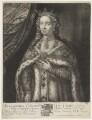 Elizabeth Woodville, by John Faber Sr - NPG D18869