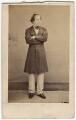 Benjamin Disraeli, Earl of Beaconsfield, by William Edward Kilburn - NPG Ax33505