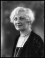 Hon. Elaine Augusta Villiers (née Guest, later Hon. Mrs Hunter), by Bassano Ltd - NPG x124109