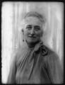 Lucy Ellen (née Crookes), Lady Kimber, by Bassano Ltd - NPG x124128