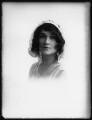 Ella Retford (Elinor Maud Dawe, née Flanagan), by Bassano Ltd - NPG x102406