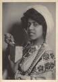 Jessie Ellis in 'In Dahomey', by Cavendish Morton - NPG x46661