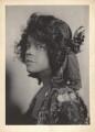 Aida Overton Walker in 'In Dahomey', by Cavendish Morton - NPG x46664