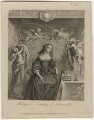 Margaret Cavendish (née Lucas), Duchess of Newcastle upon Tyne, after Abraham Diepenbeeck - NPG D16267
