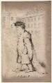 John Barrett, by John Kirkwood - NPG D16259