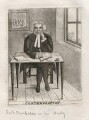 Contemplation (James Burnett, Lord Monboddo), by John Kay - NPG D16264
