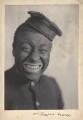 Bert Williams as Shylock Homestead in 'In Dahomey', by Cavendish Morton - NPG x126395