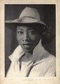 George W. Walker in 'In Dahomey', by Cavendish Morton - NPG x126393