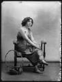 Maggie Jarvis, by Bassano Ltd - NPG x102466