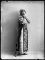Maggie Jarvis as a gipsy dancer in 'Gipsy Love', by Bassano Ltd - NPG x102469